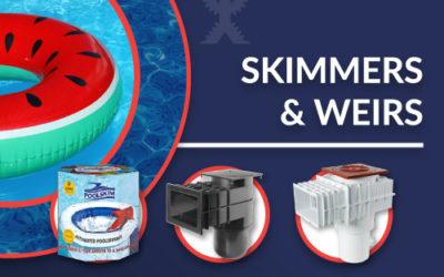 Skimmers & Weirs