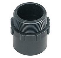 PVC ADAPTOR 50 OD X 1 1/2″ THR