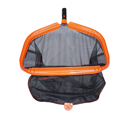 Pro-High-Quality-Net-Leaf-Rake-with-V-Clip-–-Aluminium-Handle-Header-image