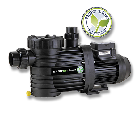 Products-Pool-Pumps-BADU-Eco-Touch-Header-image