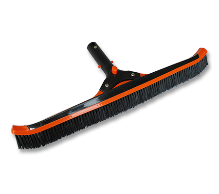 Products-Pro-Curved-Pool-Brush-500mm-with-V-Clip-–-Nylon-Bristles-Header-image